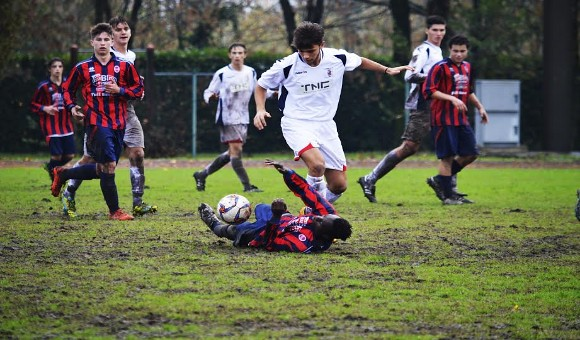 Allievi Regionali Elite, Vigontina - Virtus Verona 2-1