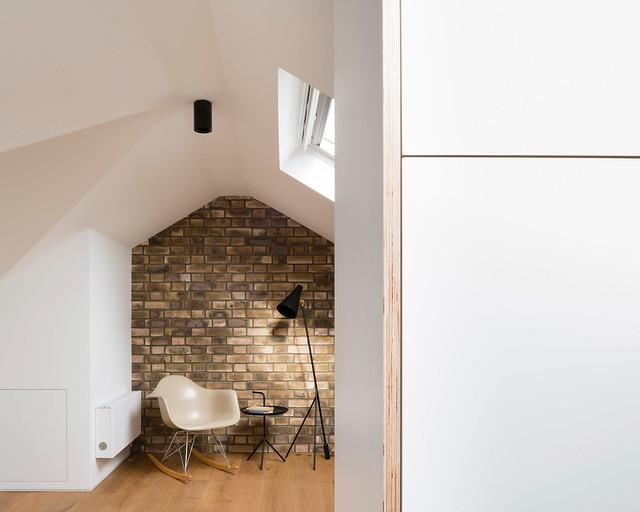 Victorian loft architecture by A Small Studio. Sundeno_10