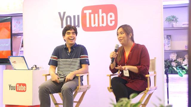 Youtube Creator Day Blogger Youtuber Digital Lifestyle Duane Bacon Enrique