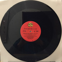 MICHEE MEE AND L.A. LUV:JAMAICAN FUNK CANADIAN STYLE(RECORD SIDE-B)