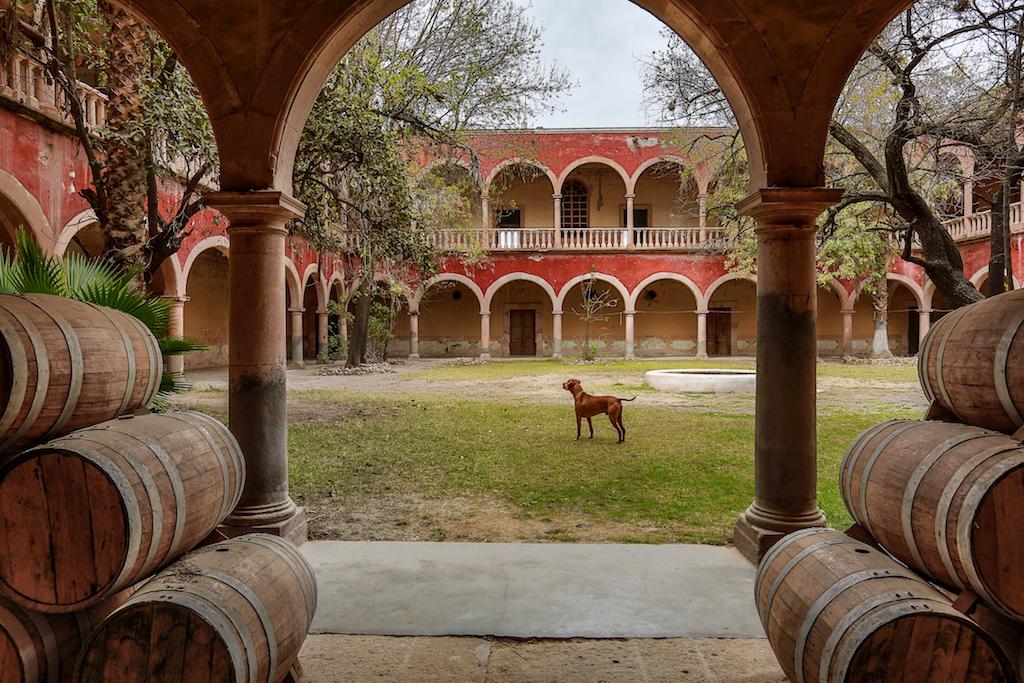 Haciendas en México