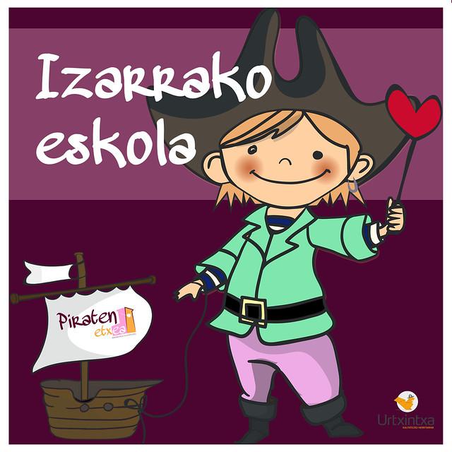 Pirata Egonaldiak- Izarrako eskola