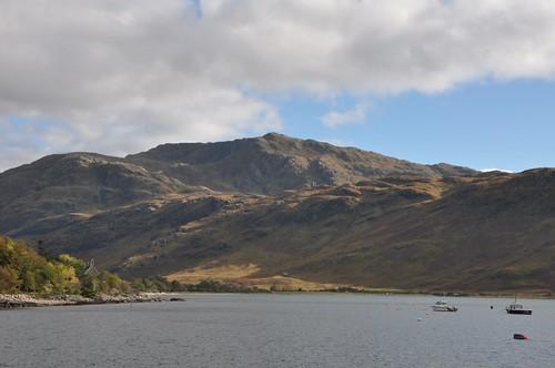 Beinn Bhuidhe from MV Western Isles
