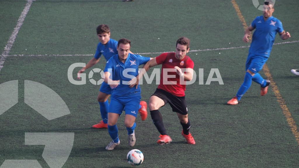 CF San Pedro 0-0 CF Albuixech (13/11/2016), Jorge Sastriques