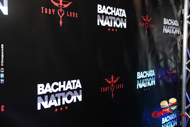Toby Love Press Conference 'Bachata Nation' Desde Mamajuana Cafe NYC