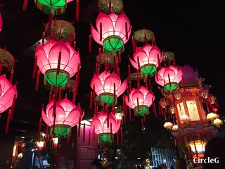 CIRCLEG 遊記 香港 銅鑼灣 維多利亞公園 維園 花燈會 綵燈會 2016 (20)