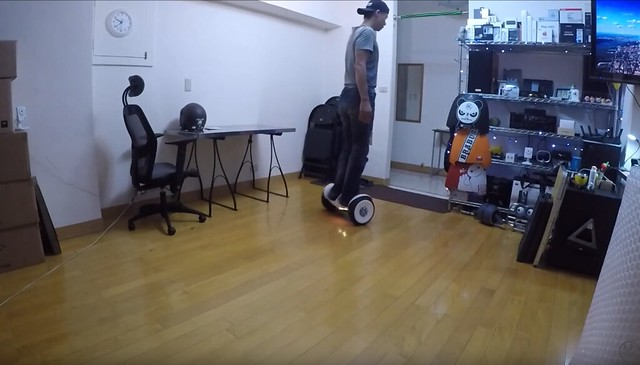 小米平衡車