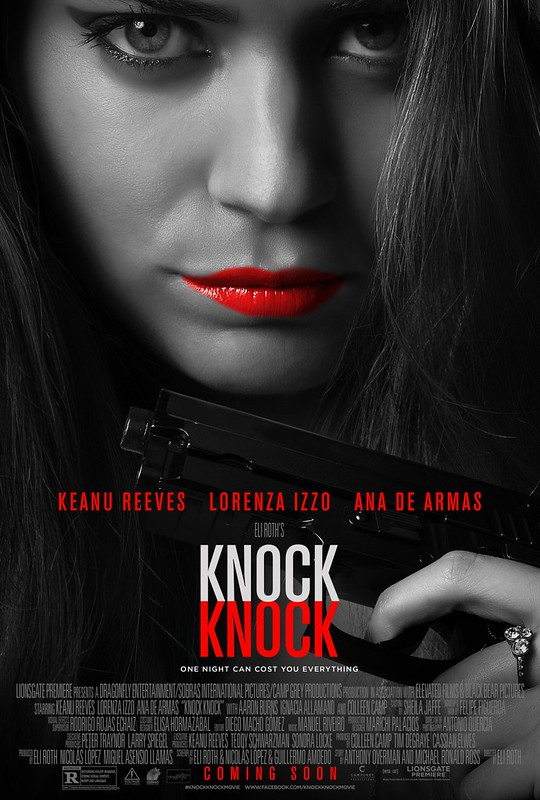 Knock Knock - Poster 3