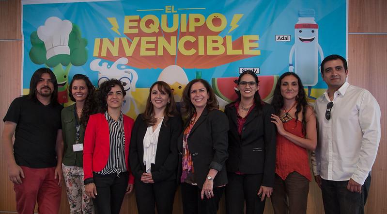 LANZAMIENTO NUEVA SERIE EL EQUIPO INVENCIBLE EDUCA-NESTLÉ