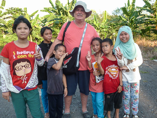 kids at Tawau