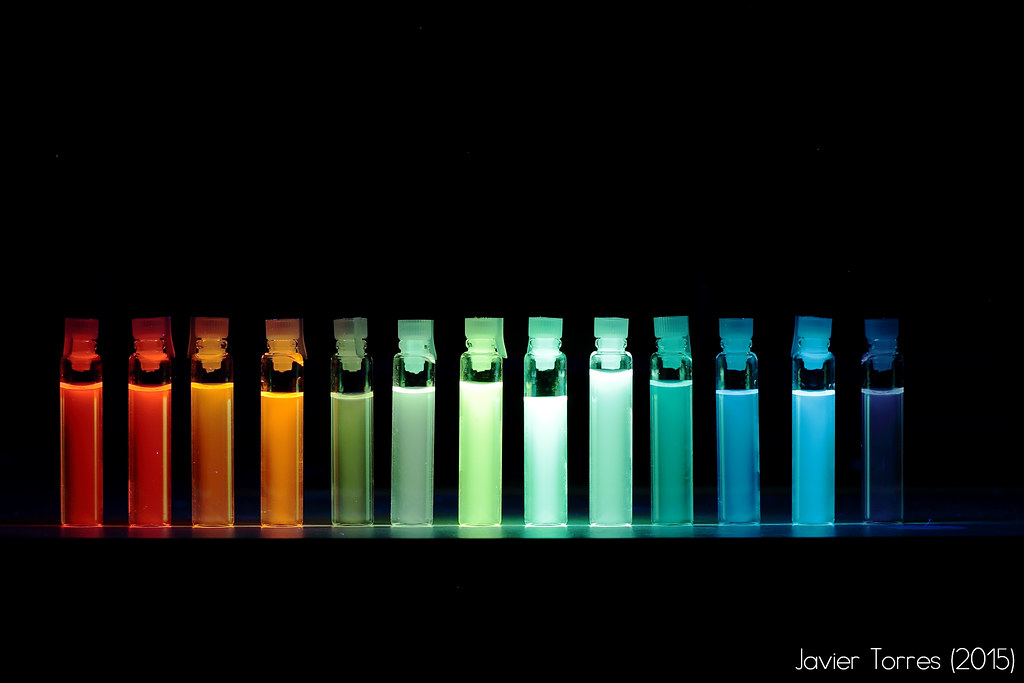 The Fluor Rainbow