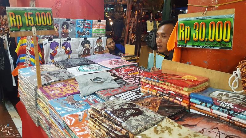 jogja Jalan Malioboro shopping prices