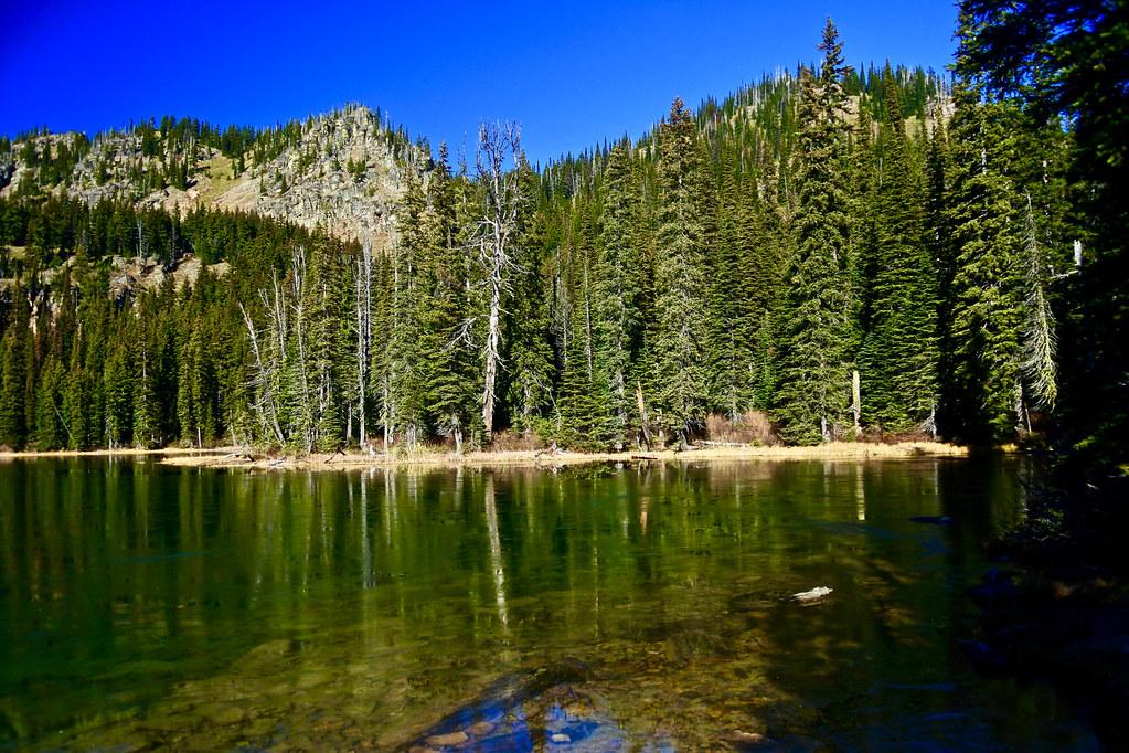 Cabin Lake 15