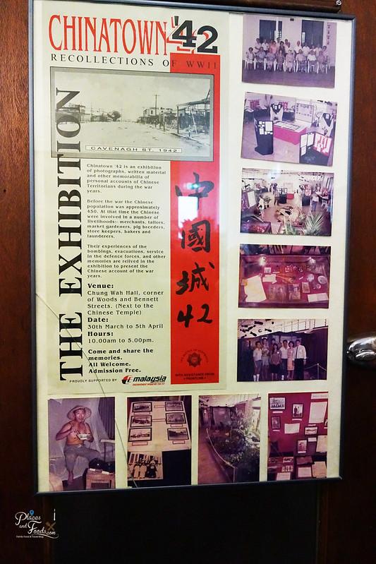 darwin chung wah society museum WWII