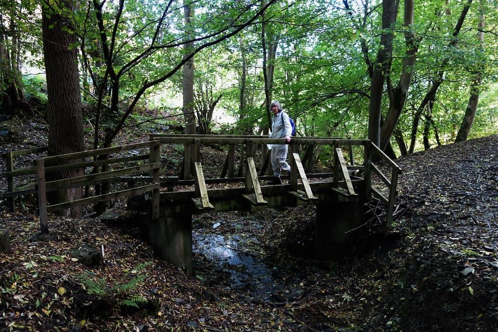 Hiking around Glyn Ceiriog, Wales