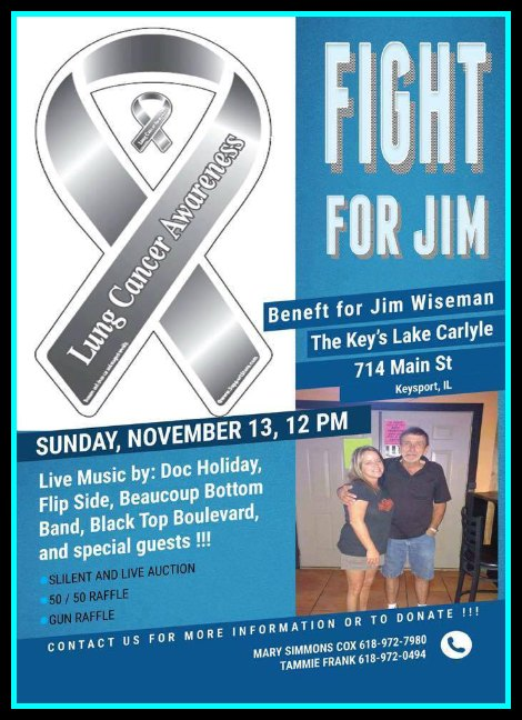 Fight For Jim 11-13-16