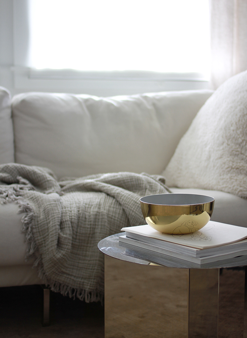 AMM blog | a brass bowl from Denmark