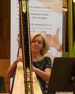 Festivalul de Harpă București 2016, Recitalul de Deschidere - Bucharest Harp Festival 2016, Opening Recital