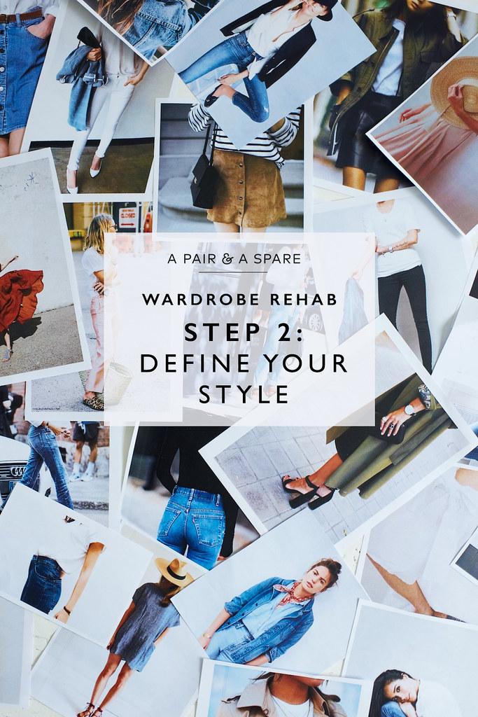 Wardrobe Rehab The Perfect Wardrobe Essentials: Wardrobe Rehab Step 2: Defining Your Style
