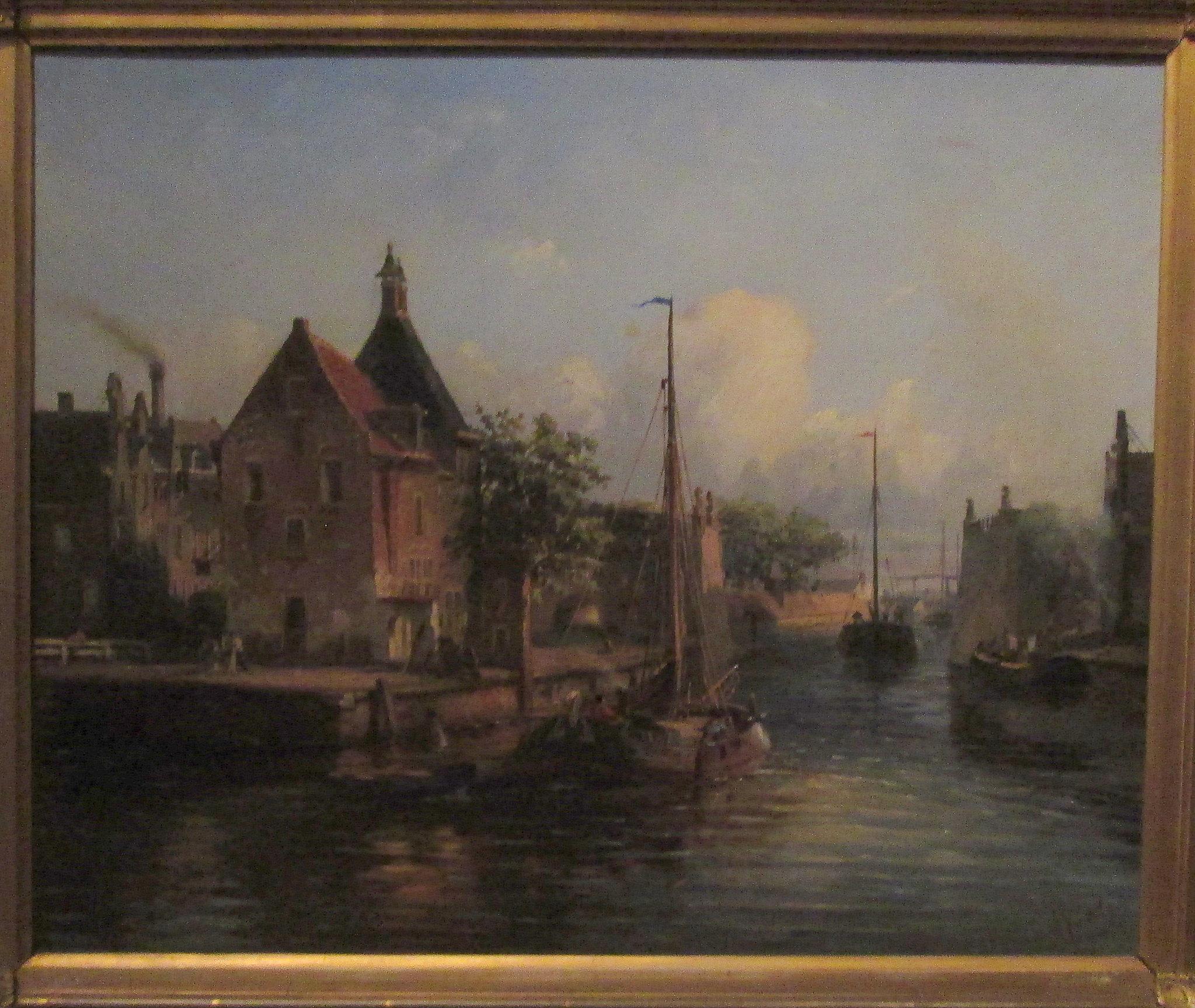 Groningen Museum Exhibit