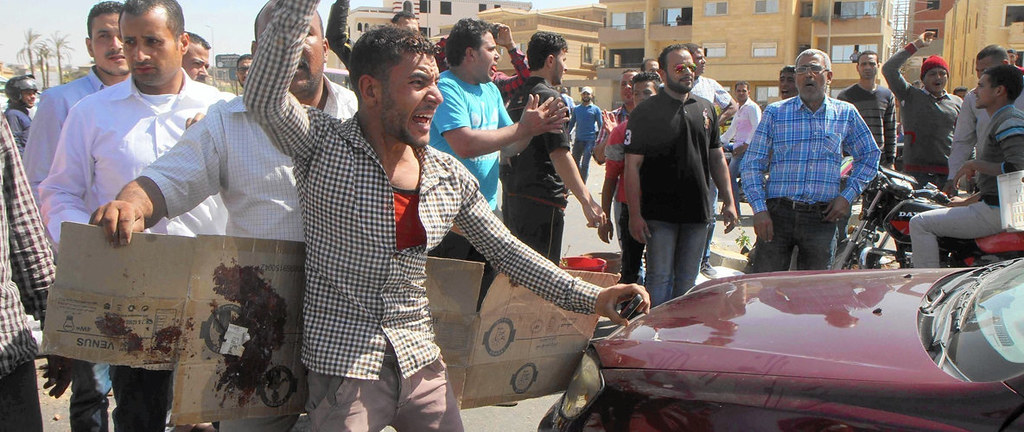 Life Term For Policeman Found Guilty of Shooting Cairo Vendor Over Price of Tea