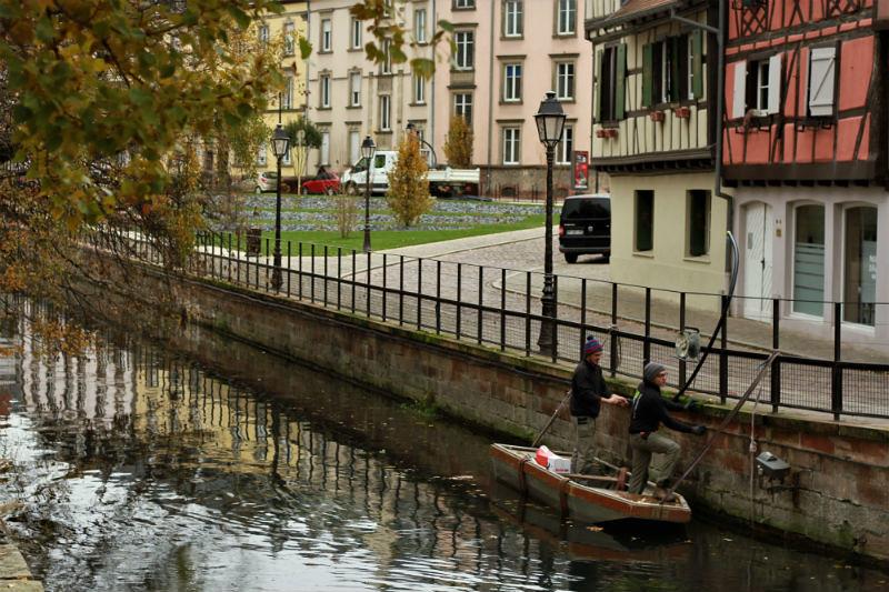 Petit Venise en Colmar