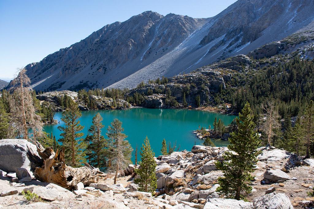 Big Pine Lakes #1