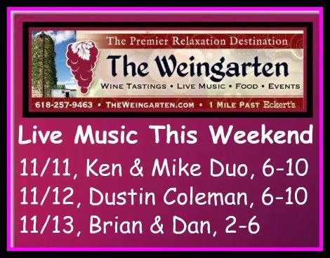 The Weingarten 11-11-16