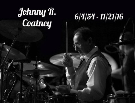 Johnny Coatney 6-4-54 - 11-21-16