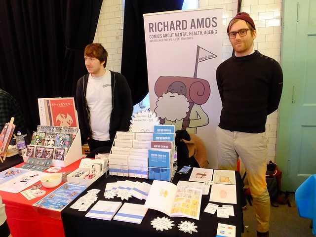 Edinburgh Comic Art Festival 2016 011