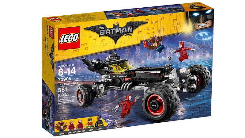 LEGO Batman Movie - The Batmobile (70905)