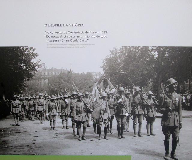 WW1 Portuguese Victory Parade