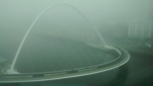 Fog on the Tyne Oct 16 2