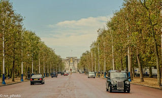 The Mall - Buckingham Palace