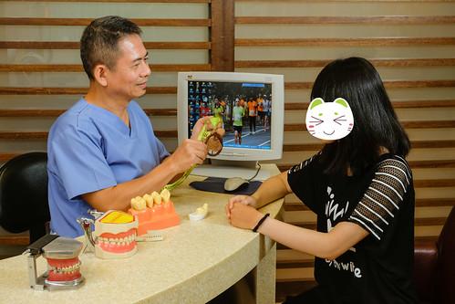 [推薦] 我在台南佳美牙醫學到牙齒矯正和跑馬拉松一樣需要耐心 (10)