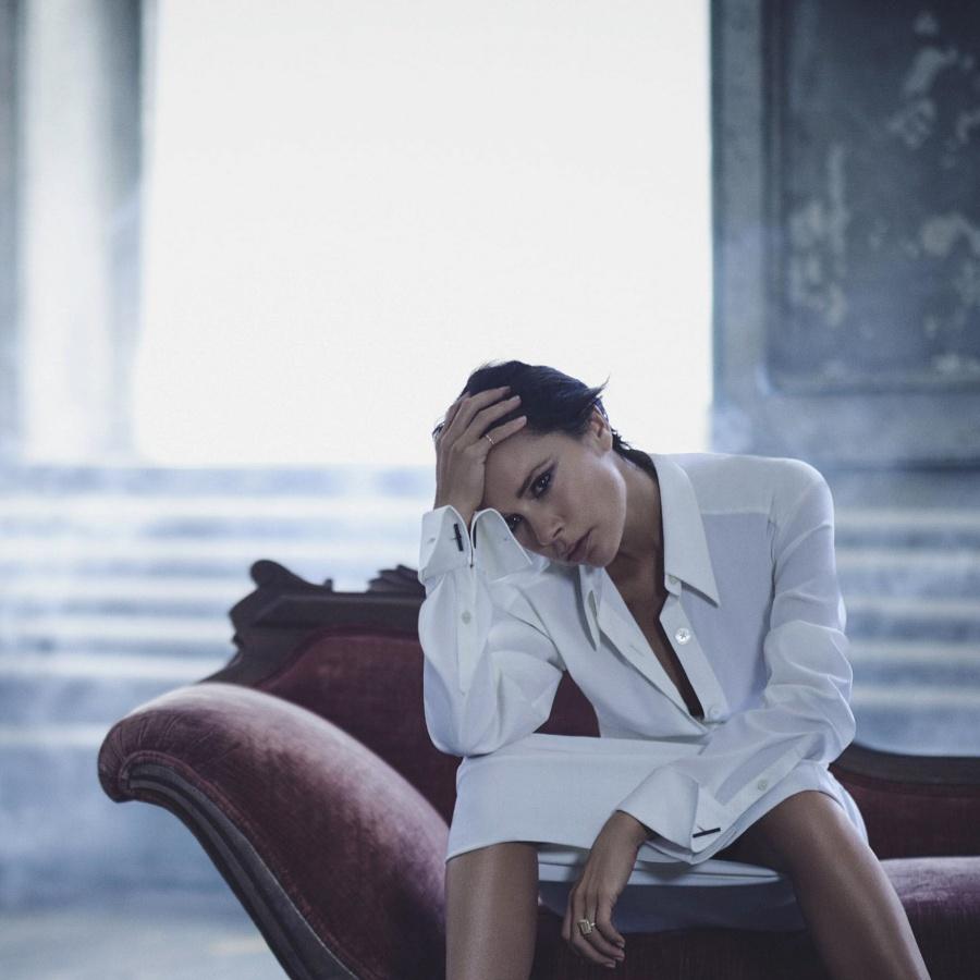 Vogue Australia November 2016 Victoria Beckham