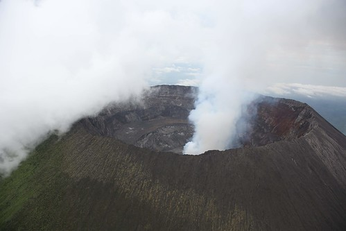 Volcano Nyiragongo - Virunga National Park