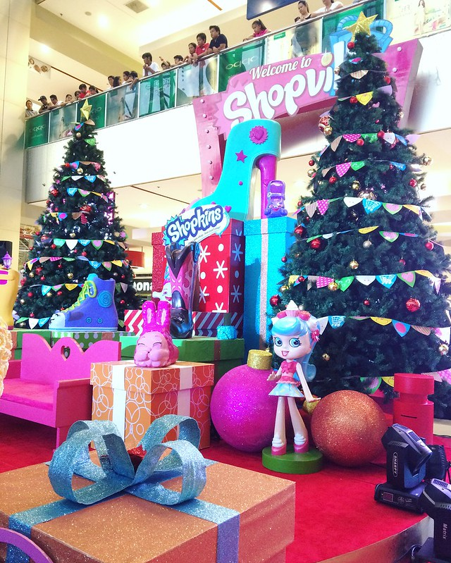 Shopkins Magical Christmas at SM City Marikina
