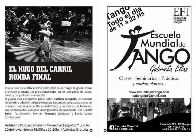 Revista Punto Tango 121 Negro Falótico 04