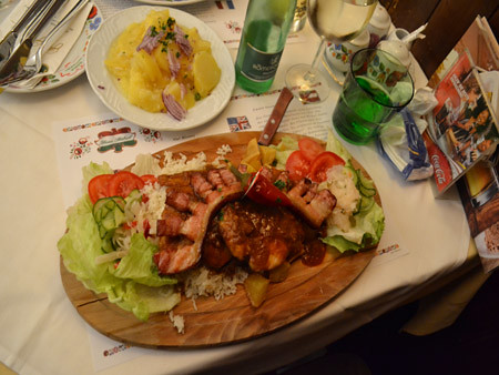 ilona stueberl restaurante bune in viena 3