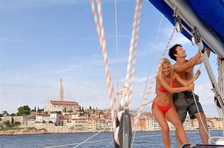 Sailing Rovinj