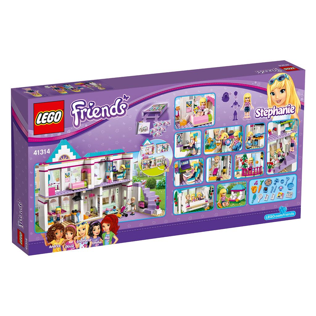 First Look At 2017 LEGO Friends Sets [News]
