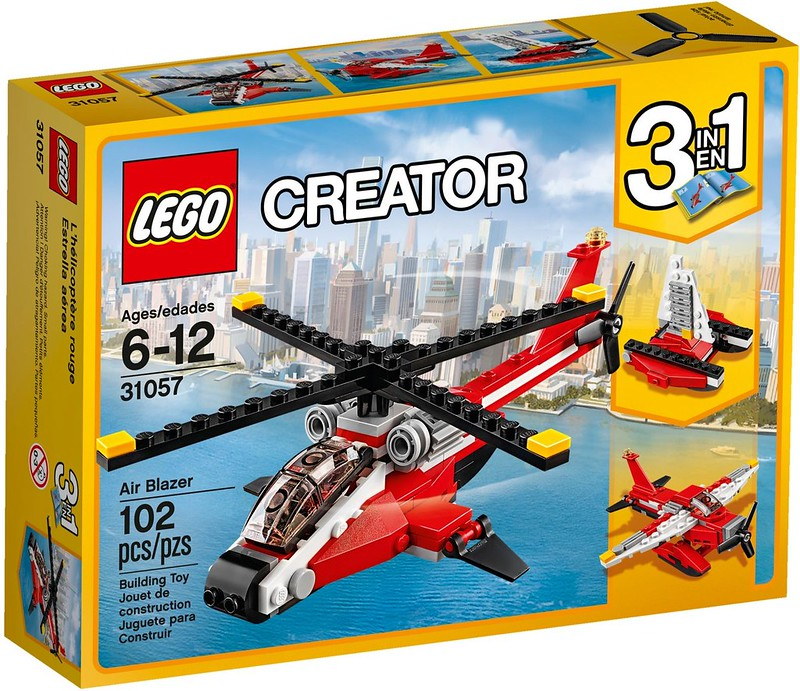 LEGO Creator 2017 - Air Blazer (31057)