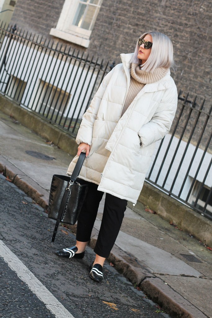 h&m puffa jacket 1