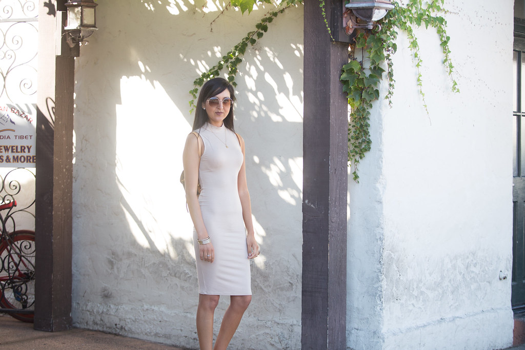 Turtleneck dress 2