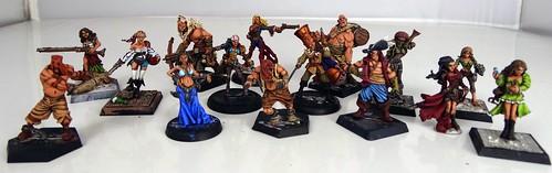 Piraten, Amazonen & Conquestadoren