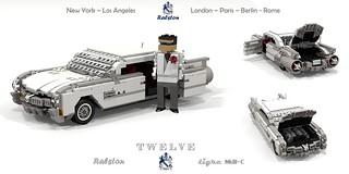 Ralston Tigre III-C < T W E L V E > Saloon