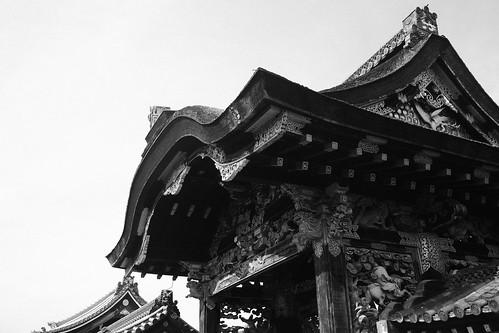Honganji Temple (West or Ryukoku) on OCT 30, 2015 (9)