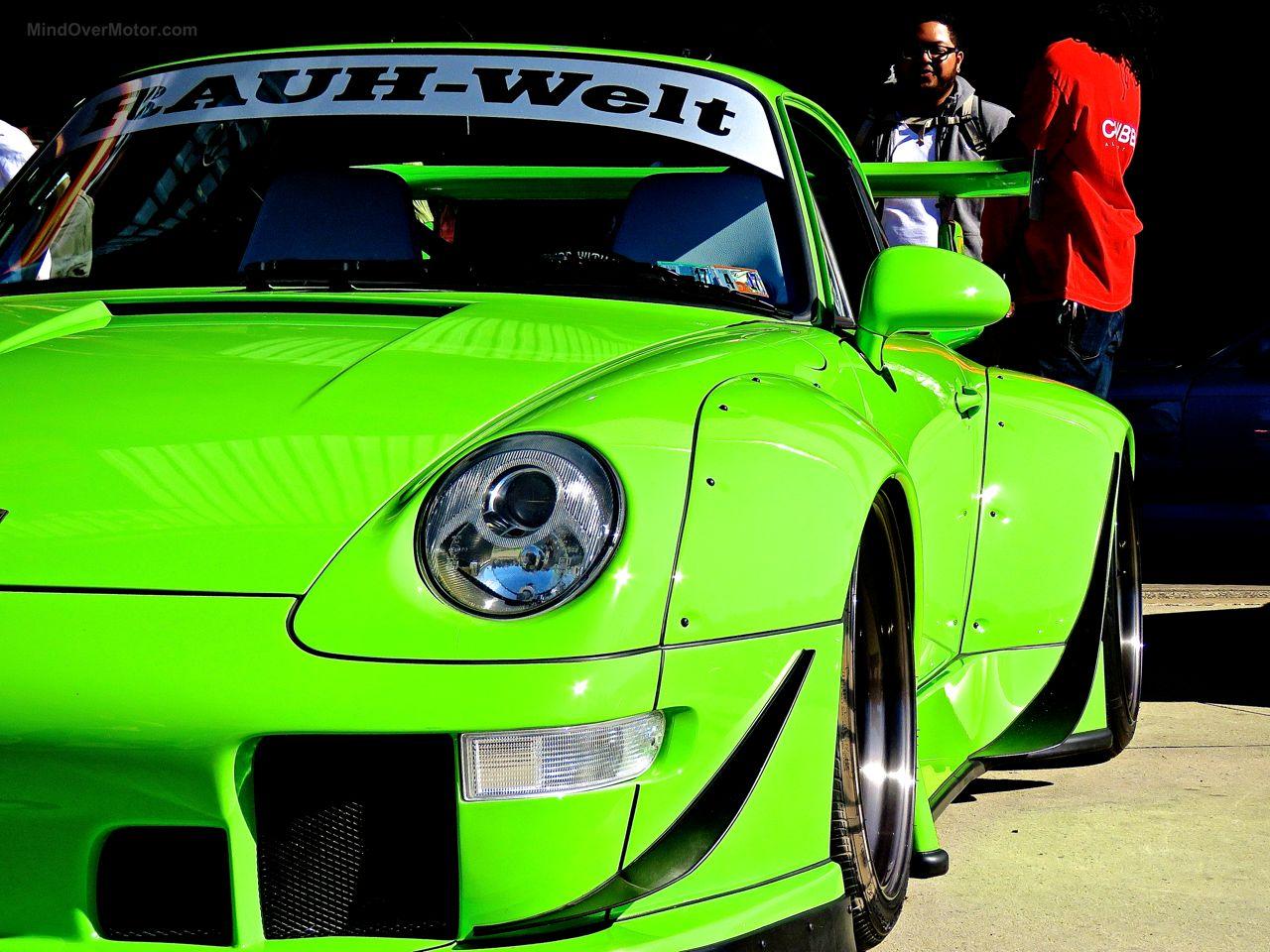 RWB Porsche 993 Philly 4