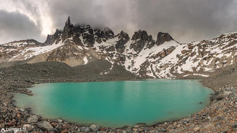 Laguna - Parque Nacional Cerro Castillo